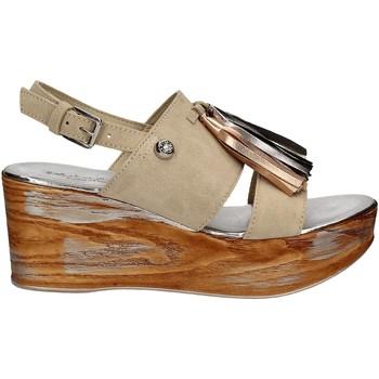 Παπούτσια Γυναίκα Σανδάλια / Πέδιλα Byblos Blu 672213 Μπεζ