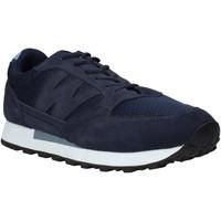 Παπούτσια Άνδρας Χαμηλά Sneakers Melluso U93200X Μπλε