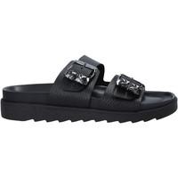 Παπούτσια Γυναίκα Τσόκαρα Apepazza S1SOFTWLK03/LEA Μαύρος