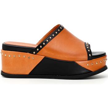 Παπούτσια Γυναίκα Τσόκαρα Café Noir HH1360 Μαύρος