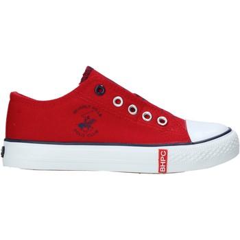 Παπούτσια Παιδί Χαμηλά Sneakers Beverly Hills Polo Club S21-S00HK535 το κόκκινο