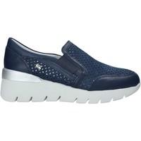 Παπούτσια Γυναίκα Slip on Valleverde 18253 Μπλε