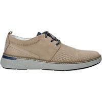Παπούτσια Άνδρας Derby Valleverde 17884 Μπεζ