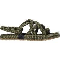 Παπούτσια Γυναίκα Σανδάλια / Πέδιλα Sara Lopez SLS21 Πράσινος