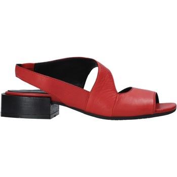 Παπούτσια Γυναίκα Σανδάλια / Πέδιλα Bueno Shoes 21WS4900 το κόκκινο