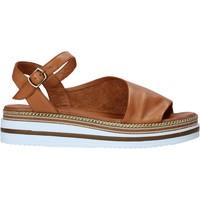 Παπούτσια Γυναίκα Σανδάλια / Πέδιλα Bueno Shoes 21WS4203 καφέ