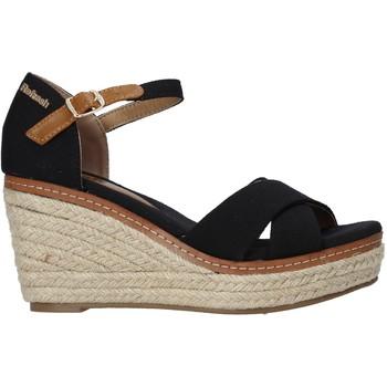 Παπούτσια Γυναίκα Σανδάλια / Πέδιλα Refresh 72879 Μαύρος