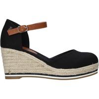 Παπούτσια Γυναίκα Εσπαντρίγια Refresh 72740 Μαύρος