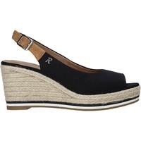 Παπούτσια Γυναίκα Σανδάλια / Πέδιλα Refresh 72693 Μαύρος