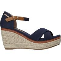 Παπούτσια Γυναίκα Σανδάλια / Πέδιλα Refresh 72879 Μπλε