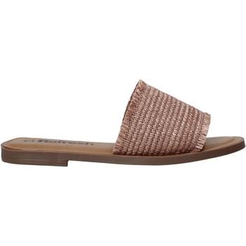 Παπούτσια Γυναίκα Τσόκαρα Refresh 72958 Ροζ