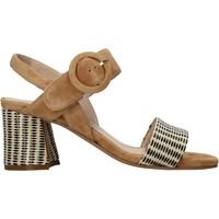 Παπούτσια Γυναίκα Σανδάλια / Πέδιλα Carmens Padova 45107 καφέ