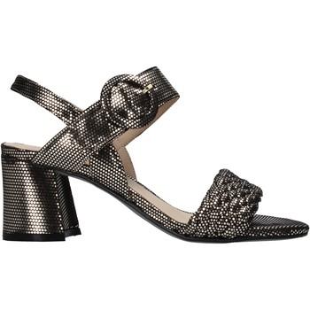 Παπούτσια Γυναίκα Σανδάλια / Πέδιλα Carmens Padova 45109 Μαύρος