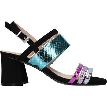 Παπούτσια Γυναίκα Σανδάλια / Πέδιλα Carmens Padova 45069 Μαύρος
