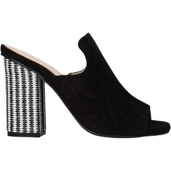 Παπούτσια Γυναίκα Σανδάλια / Πέδιλα Carmens Padova 41489 Μαύρος