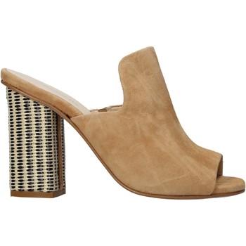 Παπούτσια Γυναίκα Τσόκαρα Carmens Padova 41489 καφέ
