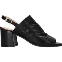 Παπούτσια Γυναίκα Σανδάλια / Πέδιλα Carmens Padova 45416 Μαύρος