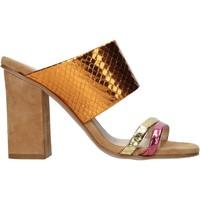Παπούτσια Γυναίκα Σανδάλια / Πέδιλα Carmens Padova 45063 Πορτοκάλι