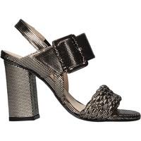 Παπούτσια Γυναίκα Σανδάλια / Πέδιλα Carmens Padova 45073 Μαύρος