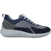 Παπούτσια Άνδρας Χαμηλά Sneakers IgI&CO 7124100 Μπλε