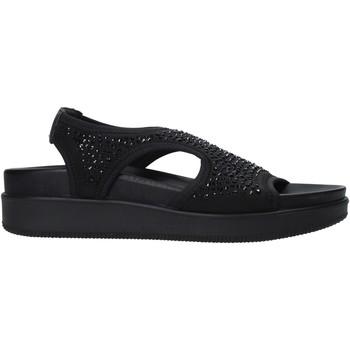Παπούτσια Γυναίκα Σανδάλια / Πέδιλα Enval 7281300 Μαύρος