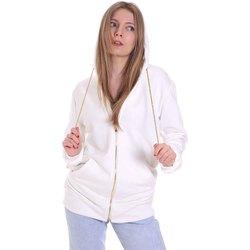 Υφασμάτινα Γυναίκα Φούτερ Cristinaeffe 4963 λευκό