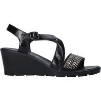 Παπούτσια Γυναίκα Σανδάλια / Πέδιλα Enval 7279100 Μαύρος