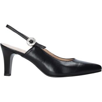 Παπούτσια Γυναίκα Σανδάλια / Πέδιλα Soffice Sogno E20036 Μαύρος