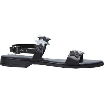 Παπούτσια Γυναίκα Σανδάλια / Πέδιλα IgI&CO 7176200 Μαύρος