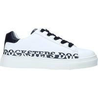 Παπούτσια Παιδί Sneakers Docksteps GLORY1 λευκό