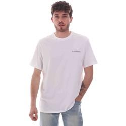 Υφασμάτινα Άνδρας T-shirt με κοντά μανίκια Dockers 27406-0115 λευκό