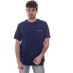 Υφασμάτινα Άνδρας T-shirt με κοντά μανίκια Dockers 27406-0116 Μπλε