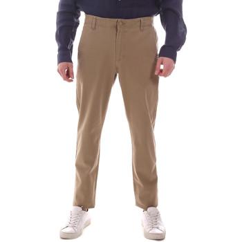 Υφασμάτινα Άνδρας Παντελόνια Chino/Carrot Dockers 55775-0000 Μπεζ