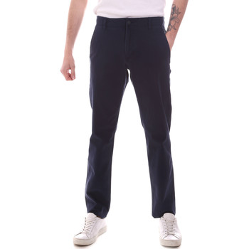 Υφασμάτινα Άνδρας Παντελόνια Chino/Carrot Dockers 55775-0002 Μπλε