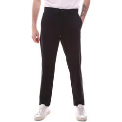 Υφασμάτινα Άνδρας Παντελόνια Chino/Carrot Dockers 79645-0013 Μαύρος