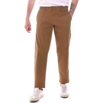 Υφασμάτινα Άνδρας Παντελόνια Chino/Carrot Dockers 79645-0014 Μπεζ