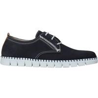 Παπούτσια Άνδρας Derby Rogers 2572-NOB Μπλε