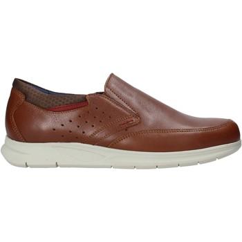 Παπούτσια Άνδρας Slip on Rogers 2700 καφέ