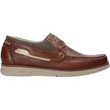 Παπούτσια Άνδρας Boat shoes Rogers 2871-ESC καφέ