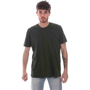 T-shirt με κοντά μανίκια Key Up 2M915 0001