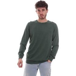 Υφασμάτινα Άνδρας Πουλόβερ Sseinse ME1836SS Πράσινος