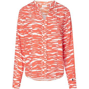 Υφασμάτινα Γυναίκα Πουκάμισα Calvin Klein Jeans K20K202730 Πορτοκάλι