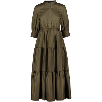 Υφασμάτινα Γυναίκα Μακριά Φορέματα Gaudi 111FD15056 Πράσινος
