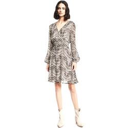 Υφασμάτινα Γυναίκα Κοντά Φορέματα Gaudi 111BD15011 Μπεζ