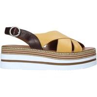 Παπούτσια Γυναίκα Σανδάλια / Πέδιλα Bueno Shoes 21WS5704 Κίτρινος
