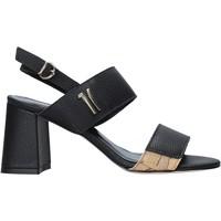 Παπούτσια Γυναίκα Σανδάλια / Πέδιλα Alviero Martini E124 587A Μαύρος