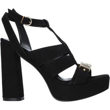 Παπούτσια Γυναίκα Σανδάλια / Πέδιλα Alviero Martini E128 8058 Μαύρος