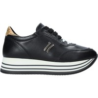 Παπούτσια Γυναίκα Χαμηλά Sneakers Alviero Martini P181 201C Μαύρος