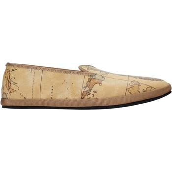 Παπούτσια Γυναίκα Slip on Alviero Martini P203 9430 καφέ