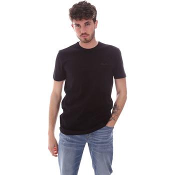 Υφασμάτινα Άνδρας T-shirt με κοντά μανίκια Antony Morato MMKS01855 FA120022 Μπλε